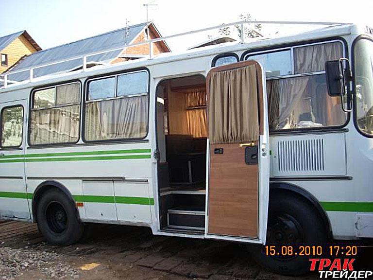 Автодом своими руками из автобуса паз фото 83
